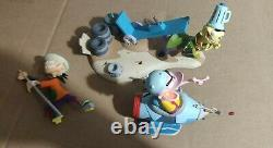 Rare Ed Edd N Eddy Limited Edition Numbered Statue Extremely Rare 1000 Made