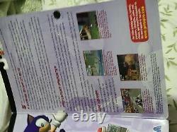 Sonic Adventure 2 Battle Gamepro Joyride Studios PROTOTYPE EXTREMELY RARE