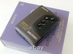 Sony Wm-dd22 Walkman New Old Stock N. O. S. Extremely Rare