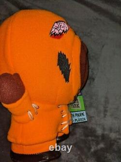 South Park Plush Zombie Kenny Extremely Rare NWT Made by A La Carte Germany 2000