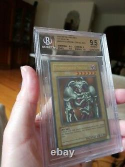 Summoned Skull 2002 Yugioh MRD-003 1st Ed. New BGS 9.5 GEM MINT Extremely Rare