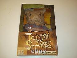 Teddy Scares series one Redmond Gore. Extremely rare plush bear