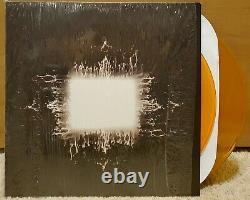 Tool Aenima 2LP Transparent Orange GOLD Out-Of-Print Extremely Rare Ænima vinyl