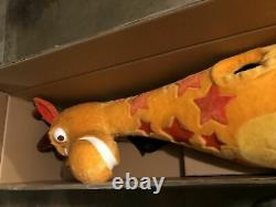 Toys R Us Geoffrey the Giraffe Official Mascot Costume Extremely Rare