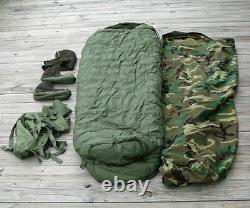US Military Extreme Cold Weather Sleep System Very Rare Brand New 1993 issue
