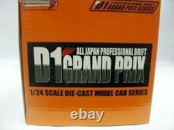 WOW EXTREMELY RARE Nissan Skyline ER34 Nomura D1 Ebisu 2004 Camber 124 Hotworks