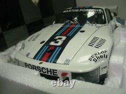 WOW EXTREMELY RARE Porsche 935 Turbo Martini 3 Schurti Dijon 1976 118 Exoto-934