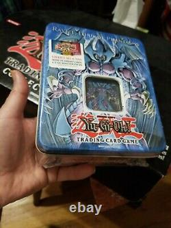 Yugioh 2006 RAVIEL, LORD OF PHANTASMS Tin New in GEM MINT Cond. Extremely Rare