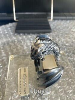 Zippo, 3d Anne Stokes Guardian Dragon, Limited Edition (extremely Rare)