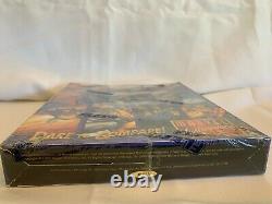1995 Fleer Marvel Masterpieces Sealed Jumbo Box Extrêmement Rare
