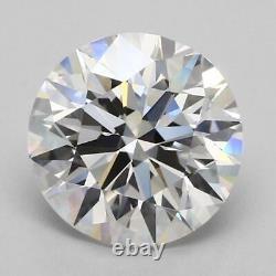 2.01 Ct D Vvs2 Vg Ex Vg Rond Naturel Gia Cert Diamant En Vrac Extremely Rare