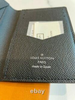 2021 Authentique Louis Vuitton Multicolor 3d Pocket Organizer (extrêmement Rare)