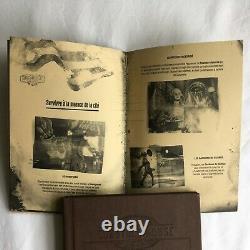 Bioshock Infinite Press Kit Boîte En Bois Extrêmement Rare
