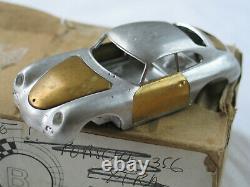 Bosica Porsche 356a Coupé Extrêmement Rare
