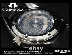 Campanola Ryuga 15 Ans Hommes Montre Nz0000-07f (50 Limited, Extrêmement Rare)
