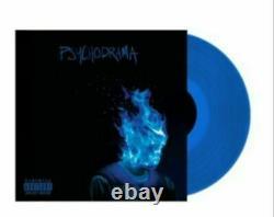 Dave Psychodrama Vinyl, Disques Blue, Rare Extremely Expédition De 7 Jours