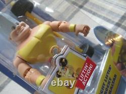 Disney Toy Story Weight Liftin' Rocky Gibraltar Action Figure Extrêmement Rare