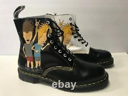 Dr. Martens New Us 13 Beavis And Butthead Boots Pascal Extremely Rare