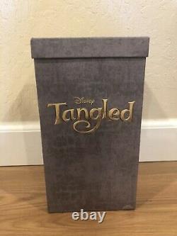 Extremely Rare Disneys Tangled Bière Stein Mug Membres Seulement Édition Limitée