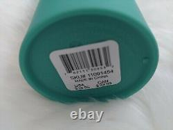 Extrêmement Rare Htf Starbucks Matte Teal Green Soft Touch Venti/24oz Tumbler Bnwt