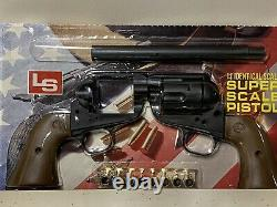 Extrêmement Rare! Ls 11 Pistol Replica Kit Colt Cavalerie Échelle Identique P1008