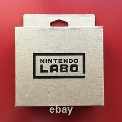 Extrêmement Rare Officiel Nintendo Switch Labo Joy-con Contrôleurs