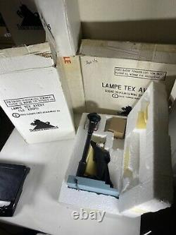 Extrêmement Rare! Tex Avery Démons & Merveilles Figurine Table Lamp Statue Nos