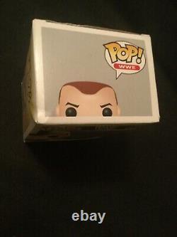 Funko Pop! CM Punk #02 Wwe (extrêmement Rare)