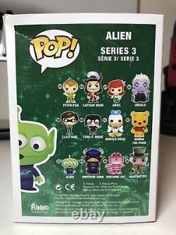 Funko Pop Toy Story Alien #33 Extrêmement Rare Dans La Boîte De Légers Dégâts