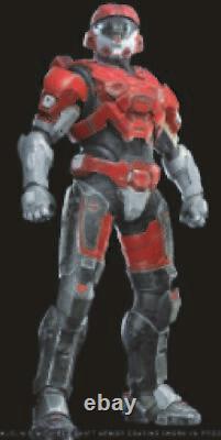 Halo Infinite Gamestop Armor Coating Extrêmement Rare (toutes Les Régions!)