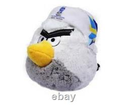 Hockey Angry Peluche Bird (très Rare)! Avec Tous Les Mots Clés