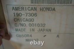 Honda Cb 2004