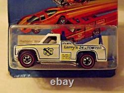 Hot Wheels Redline Ramblin' Wrecker #7659 Extrêmement Rare! Hk Base