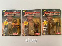Indiana Jones 80s Lgn Figurines Extrêmement Rare