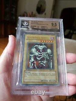 Invoqué Skull 2002 Yugioh Mrd-003 1st Ed. Nouveau Bgs 9.5 Gem Mint Extrêmement Rare