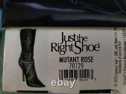Juste La Bonne Chaussure Mutant Rose Boot Nib Très Rare Et Extrêmement Difficile À Trouver