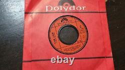 La Jam Jolie Verte 7 Vinyle (extrêmement Rare) No De Chat. 2814 242