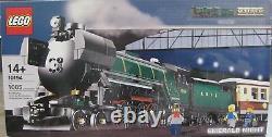 Lego 10194 Emerald Night Train Extrêmement Rare Retraité Date 2009 Nrfb