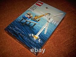 Lego 4002015 Extrêmement Rare Employé Simiraily 4002014 4002017 4002016 4002018