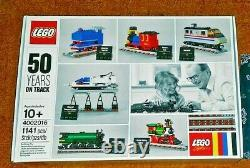 Lego 4002016 Extremely Rare Employé Simiraly 4002014 4002017 4002015 4002018