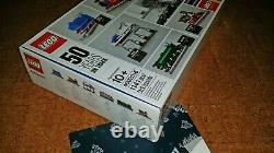 Lego 4002016 Extrêmement Rare Employé Simiraily 4002014 4002017 4002015 4002018