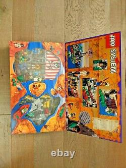 Lego 6281 Pirates Périlleux Pitfall Nouveau Dans Sealed Box Extrêmement Rare