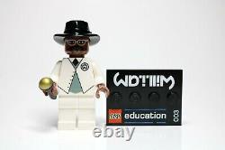 Lego Le Fera. I. Am La's Best Lego Education Figurine 003/400 Extremely Rare Htf