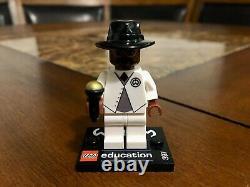 Lego Will I Am Minifigure Will. I. Am 397/400 Extrêmement Rare