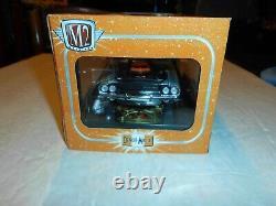 M2 Chase 1/24 50yr Hemi 1970 Dodge Challenger R/t Hemi 1/50 Extrêmement Rare Read