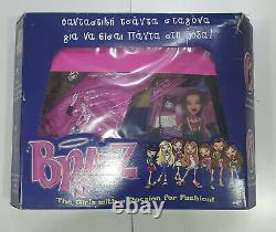 Mga 2004 Bratz Dana Funk Out Extremement Rare Set Avec Bag Pour Le Marché Greek