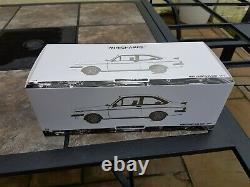 Minichamps Extrêmement Rare 1/18 Ford Escort Mk2 Rs 2000 Mexico Limited 1004
