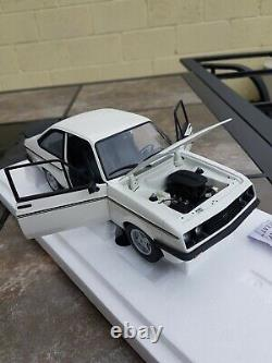 Minichamps Extrêmement Rare 1/18 Ford Escort Mk2 Rs 2000 Mexico Limited 1004