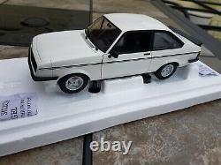 Minichamps Extrêmement Rare 1/18 Ford Escort Mk2 Rs 2000 Rallye Du Mexique