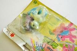 My Little Pony Top Toys Argentine 1984 Poney Alitas G1 Cool Breeze Extrêmement Rare